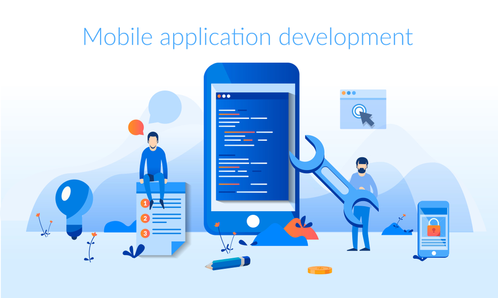 Mobile App Development Company Ruwi