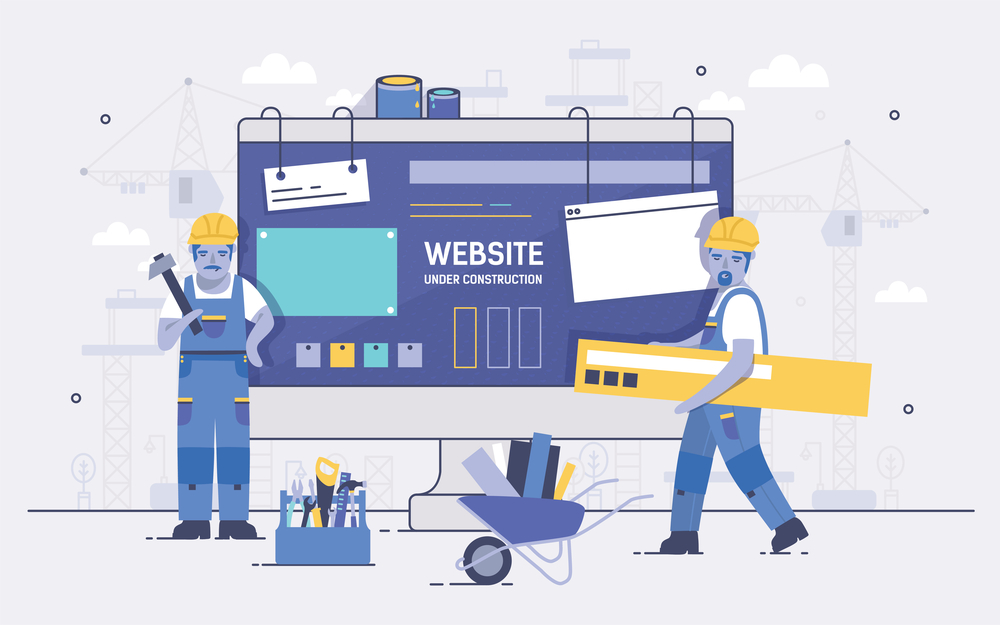 Rusayl Website Maintenance