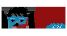 Geek Services Logo, Client